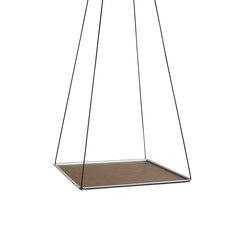 Pendulum | square L metallic | Tabletts | LINDDNA