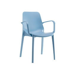 Ginevra | Visitors chairs / Side chairs | Scab Design