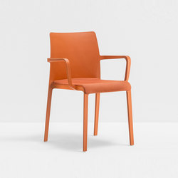Volt HB 674/2 | Visitors chairs / Side chairs | PEDRALI