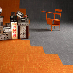 Tech UpD8™ | Carpet tiles | Bentley Mills