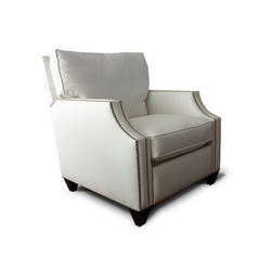 Mott Reclining Chair | Poltrone lounge | BESPOKE by Luigi Gentile