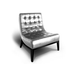 Worth Chair | Loungesessel | BESPOKE by Luigi Gentile