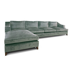 Christopher Sectional | Sofas | BESPOKE by Luigi Gentile