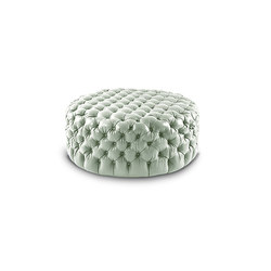 Houston Ottoman | Pufs | BESPOKE by Luigi Gentile