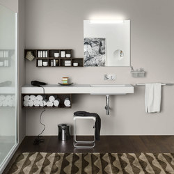 Perfetto/Perfetto+ | Wash basins | Inda