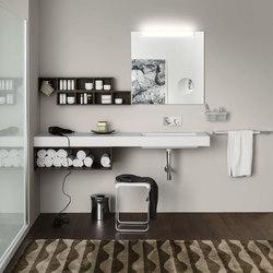Perfetto/Perfetto+ | Waschplätze | Inda