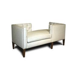 Mercer Tet a Tet | Sofas | BESPOKE by Luigi Gentile