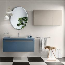 Progetto/Progetto+ | Mobili lavabo | Inda