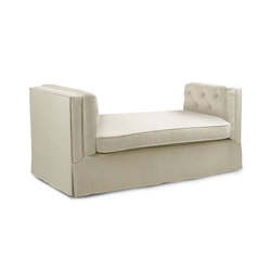Platt Tufted Bench | Bancs | BESPOKE by Luigi Gentile