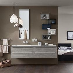 Progetto + | Mobili lavabo | Inda