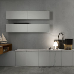 Progetto | Wall cabinets | Inda