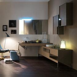 Quamar | Lavabos mueble | Inda