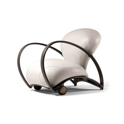 Branca Armchair | Lounge chairs | Giorgetti