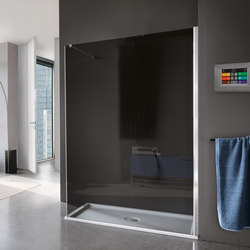 Open | Shower screens | SAMO