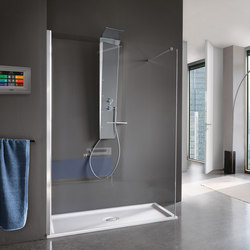 Open | Shower controls | SAMO