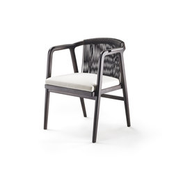Crono | Restaurant chairs | Flexform
