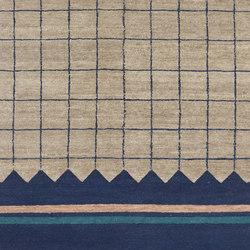 Quadro Celeste | Alfombras / Alfombras de diseño | cc-tapis