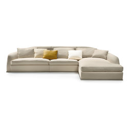Alfred | Modular sofa systems | Flexform Mood