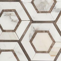 Allure | Charisma | Natural stone mosaics | AKDO