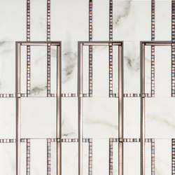 Allure | Enchant | Natural stone mosaics | AKDO