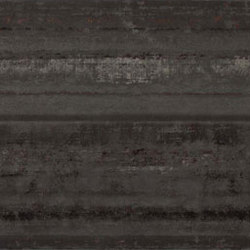 Ewall Moka Gold Stripe | Ceramic tiles | AKDO