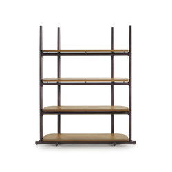 Icaro | Office shelving systems | Flexform Mood
