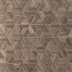 Origami | Hoshi Cocoa Taupe | Mosaici | AKDO