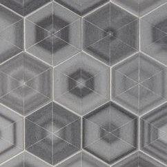 Origami | Kiki Zebra | Natural stone mosaics | AKDO