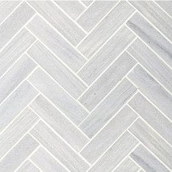 Modern Core Line - Ash Gray 1x4 Herringbone | Natural stone mosaics | AKDO