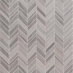 Origami | Nami Ash Gray | Natural stone mosaics | AKDO