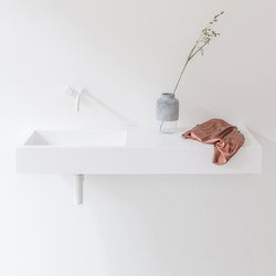 Base basin | Wash basins | Not Only White B.V.