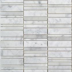Vision Carrara | Mosaicos de piedra natural | AKDO