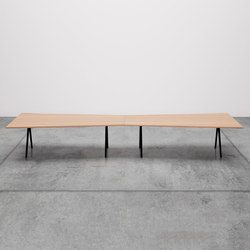 Meety trapezoidale | Conference tables | Arper