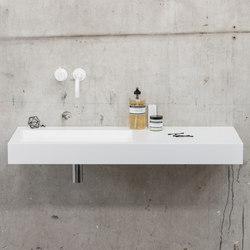 Kuub basin | Wash basins | Not Only White B.V.