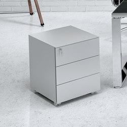 Archimede | Caissons mobiles pour bureaux | ALEA