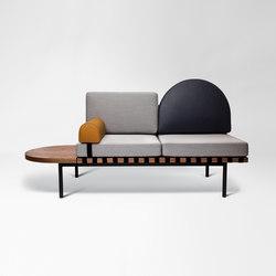Grid | daybed | Sofas | Petite Friture