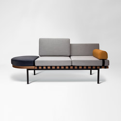 Grid | daybed | Sofás | Petite Friture