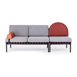 Grid | sofa | Lounge sofas | Petite Friture