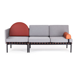 Grid | sofa | Divani lounge | Petite Friture