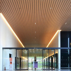 Fortina | Facade systems | B+N Industries