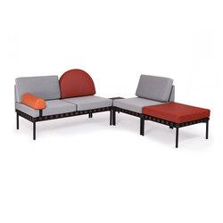 Grid sofa | Sofás lounge | Petite Friture