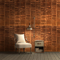 Infused veneer panel | Wall panels | B+N Industries