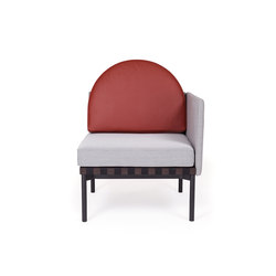 Grid | corner armchair | Sillones | Petite Friture