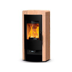 Nex | with sandstone | Wood burning stoves | Rika