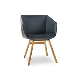 Apex | Visitors chairs / Side chairs | Johanson