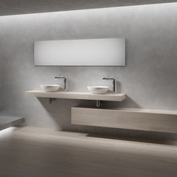 5 mm – the bathroom project | Composizione #10 | Wood panels / Wood fibre panels | Itlas