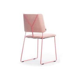 Frankie | Restaurant chairs | Johanson