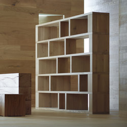 I Massivi | AA014 Bookshelf | Shelving systems | Itlas