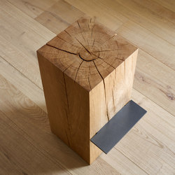 I Massivi | AA008 Stool | Hocker | Itlas