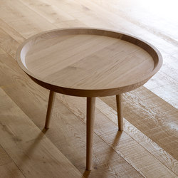 I Massivi | DMF/005 Side table | Beistelltische | Itlas